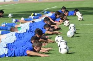 DT Soria mantiene once titular para jugar mañana con La Paz FC