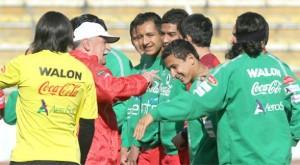 Zenteno, Bejarano y Azogue podrían debutar en la Verde