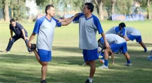 Director técnico Mauricio Soria define al once titular