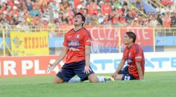 Wilstermann cae de local ante San José
