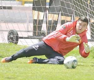 Hugo Suárez es baja por un mes en Wilster