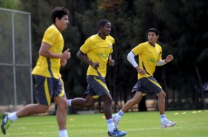 Soria define hoy al equipo titular con tres bajas seguras