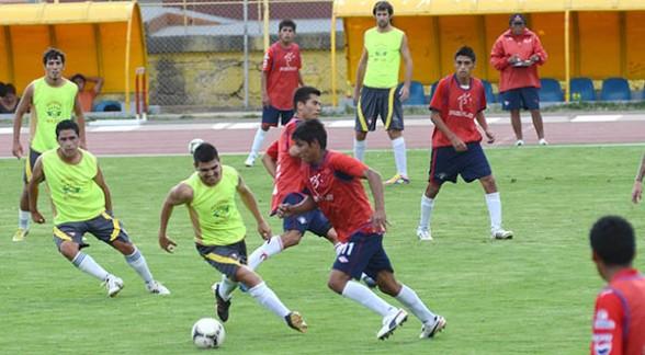 Wilstermann con cuatro cambios ante Nacional Potosí