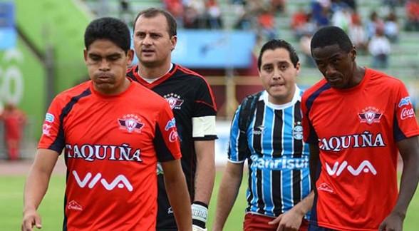 Wilstermann pierde de local 1 a 2 ante Nacional Potosí