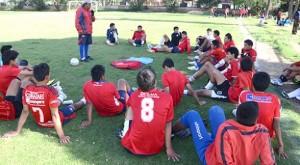 Wilster juega con Colcapirhua por torneo de la Sub-19
