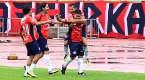 Wilstermann vuelve al triunfo ante Nacional Potosí