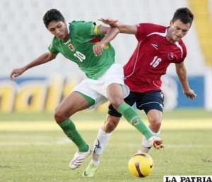 Galindo llega a Cochabamba para jugar en Wilstermann