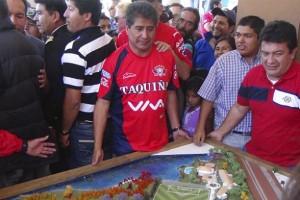 Wilstermann convoca a oración por Ángel Campero tras recuperación