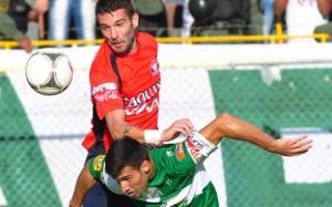 Los planteles de Wilstermann y Oriente Petrolero quedaron igualados con el marcador en blanco (0-0)