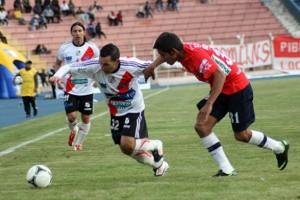 Wilstermann empata 1-1 con Nacional Potosí