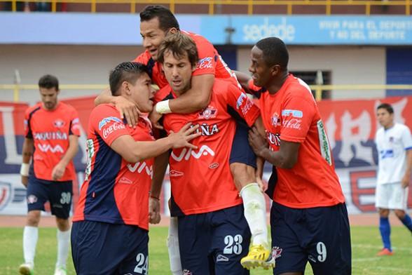 Wilstermann aplasta a La Paz FC por 7-0