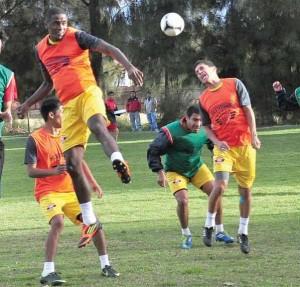 García y Andaveris de baja un partido más