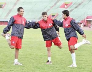 Wilster se alista con bajas de Ramallo, Vargas y Romero