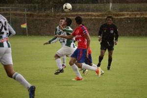 Tiquipaya y Wilster empatan 1-1