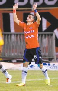 Rodrigo Ramallo: 'El cambio fue muy bueno'