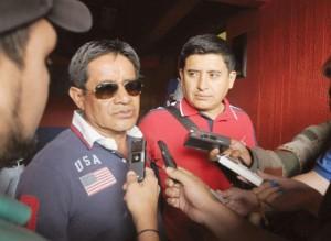 Vargas dice que en Wilster no medirán esfuerzos