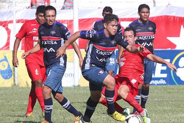 Amargo empate entre Guabirá y Wilstermann