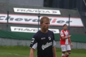 El delantero argentino Diego Gaspar Diellos fue descartado como refuerzo en Wilstermann