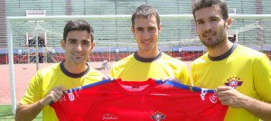 El Jorge Wilsterman vuela alto en el fútbol de Bolivia con tres 'motores' españoles