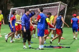 El golero de Wilstermann Hugo Suárez tiene un quiste sinovial en la rodilla izquierda