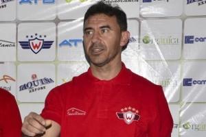 Alfaro preocupado por la falta de control de juego en Wilstermann