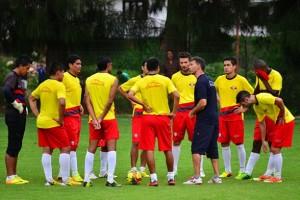 La opinión de Manuel Alfaro: «Parece que no tienen aspiraciones; pero los resultados llegarán!»