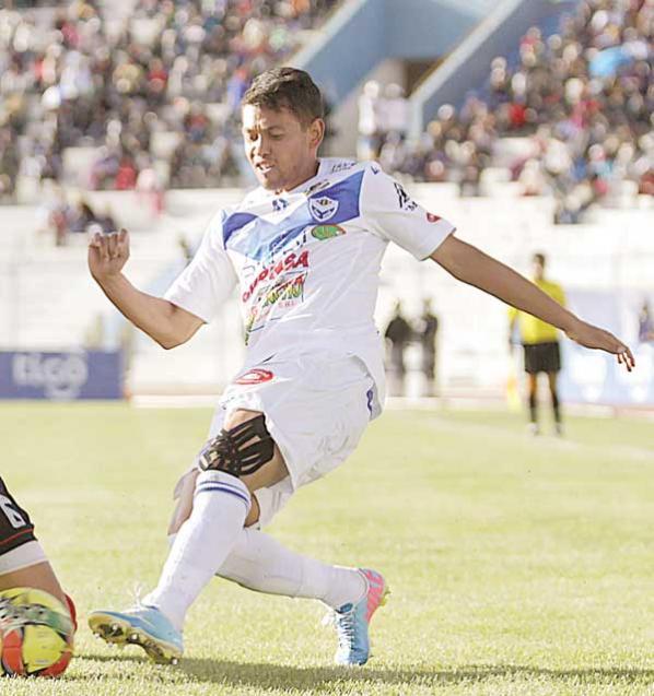 Marcelo Gomes, el nuevo 10 de Wilstermann
