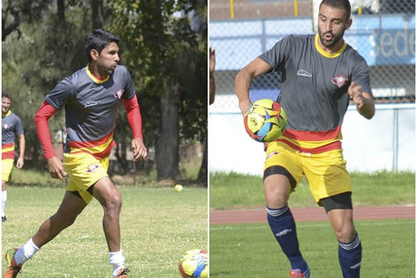 Carlos Hugo Tordoya y Daniel Alonso fueron separados del plantel profesional