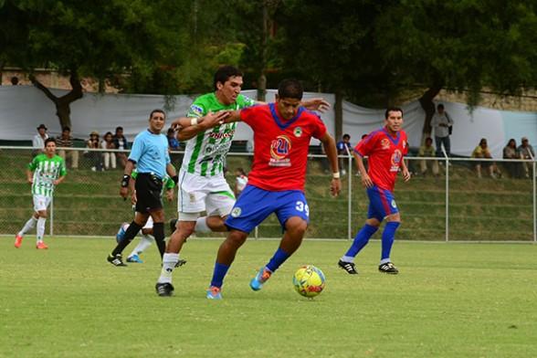 El lateral izquierdo José Carlos Barba es el nuevo refuerzo de Wilstermann