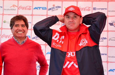 Julio César Baldivieso firmó por dos años con Wilstermann