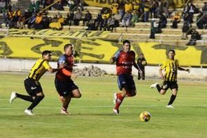 Wilstermann gana al Tigre en La Paz y se alista para la vuelta el domingo