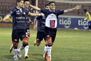 [VIDEO] Wilstermann vence a Universitario de Sucre por 2-0
