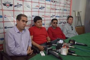 Humérez confirmó su candidatura a la presidencia de la Liga para la gestión 2014-2018
