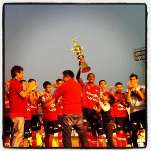 2° de la Copa de Invierno. Los 'Rojos' acumulan 12 partidos sin perder.