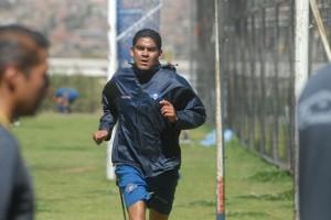 Baldivieso empezó a perfilar el posible once titular para el próximo lunes en el estadio Capriles