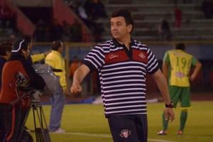 Wilster pide medidas de seguridad para partido en Oruro