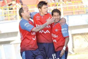 Díaz y Neumann lideran el ataque de Wilstermann