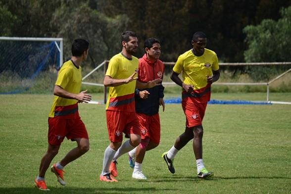 García Berodia podrá jugar contra San José