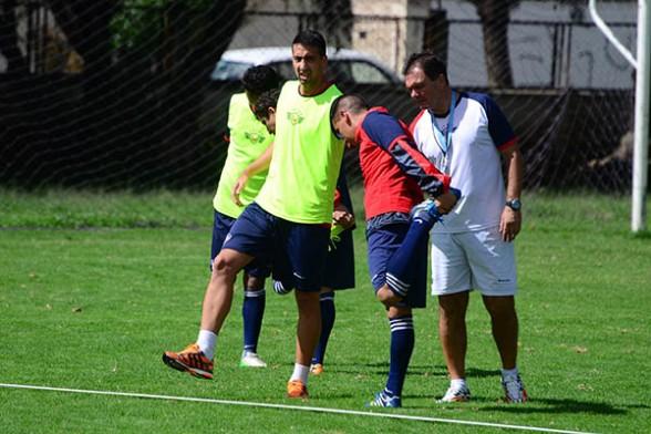 Torres puede debutar el domingo