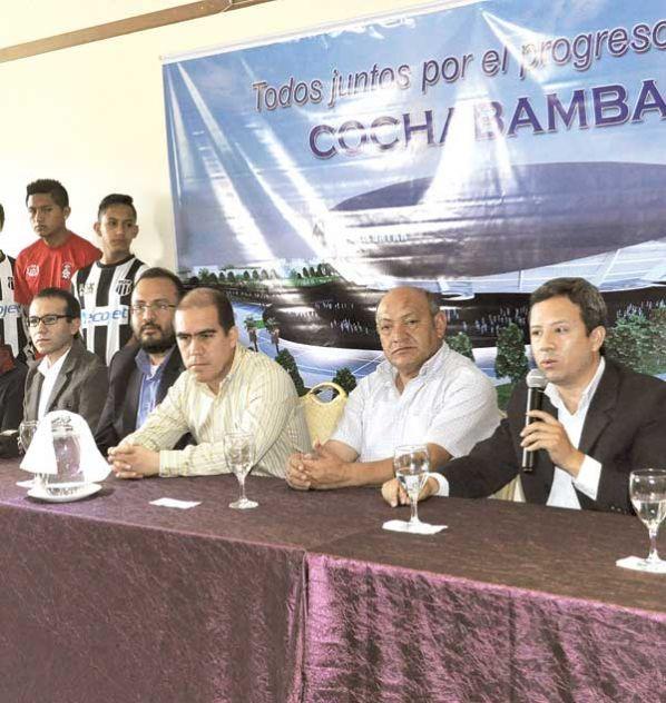 """Wilster, Aurora, Liga y AFC se unen """"en defensa"""" de El Batán"""