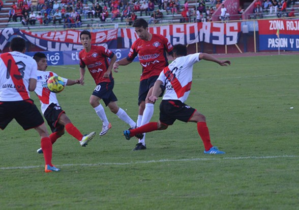 Wilster no pudo vencer a Nacional Potosí