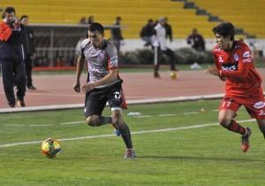 Wilstermann cae 2-1 en Sucre y resigna la lucha por la Libertadores