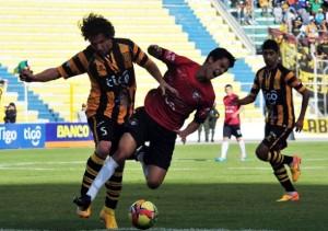 Wilster empata con el Tigre y asegura cupo para la Sudamericana