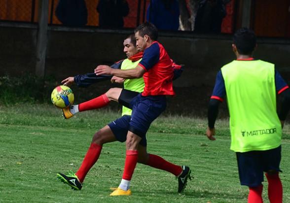 Vargas quiere jugar la Libertadores