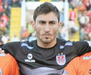Chileno Raúl Olivares en la mira de Wilster