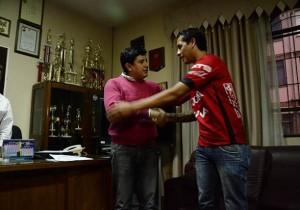 Omar Morales es el nuevo refuerzo de Wilstermann