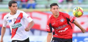Nacional y Wilstermann empataron 2 – 2 en Potosí