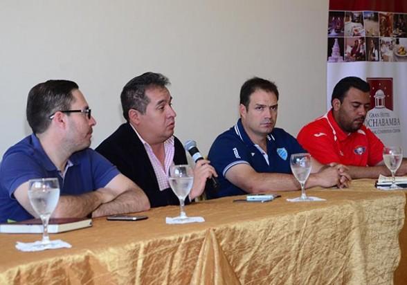 Copa Amistad se juega el domingo