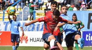 Bolívar vence a Wilstermann 2-0 y se acerca al título