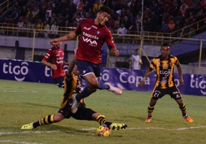 [VIDEO] Wilstermann iguala con The Strongest 1-1